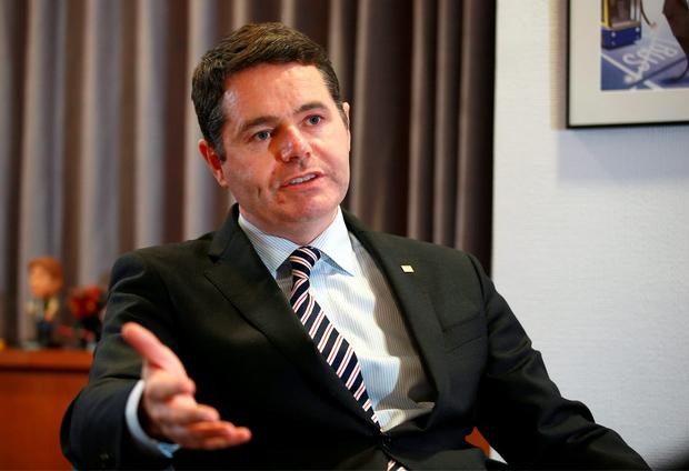 Transport Minister Paschal Donohoe: 'Changes to the wage level of our people working in public transport need to be affordable for the taxpayer and commuter and they have to be paid for out of productivity.'
