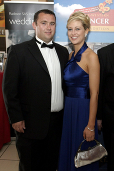 Jason Corbett and his American wife Molly Martens