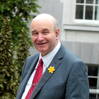 PAY CUT: ICS CEO John McCormack took €10k reduction. Photo: Tom Burke