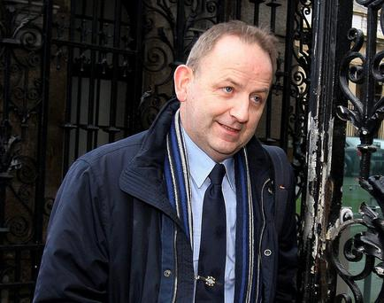 Garda whistleblower Maurice McCabe (Picture: Tom Burke)
