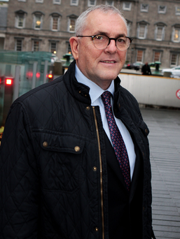 John McGuinness, former chairman of the Public Accounts Committee Photo: Tom Burke