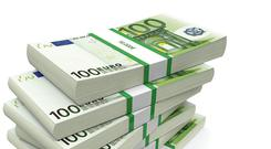 The country's contribution to the EU budget is set to grow significantly next year (Stock picture)