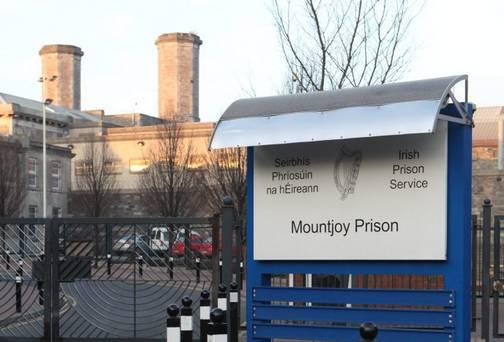 Mountjoy Prison in Dublin
