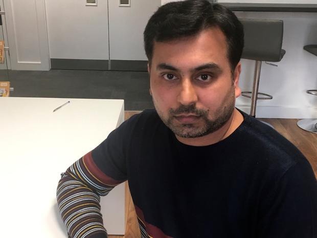 Athar Ijaz says they lived in his Dublin home without incident for ten years