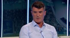 Roy Keane ridicules Liverpool's hopes in the Champions League in his role as an ITV pundit