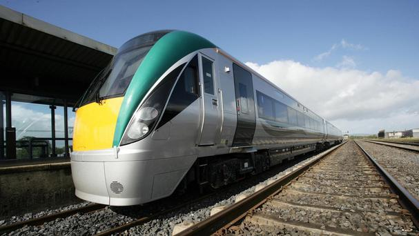 A strike at Irish Rail is looking 'extremely likely' in the coming weeks, according to trade unions (stock photo)