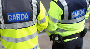 Gardai are at the scene in the Doolargy Avenue area of the town. Stock picture