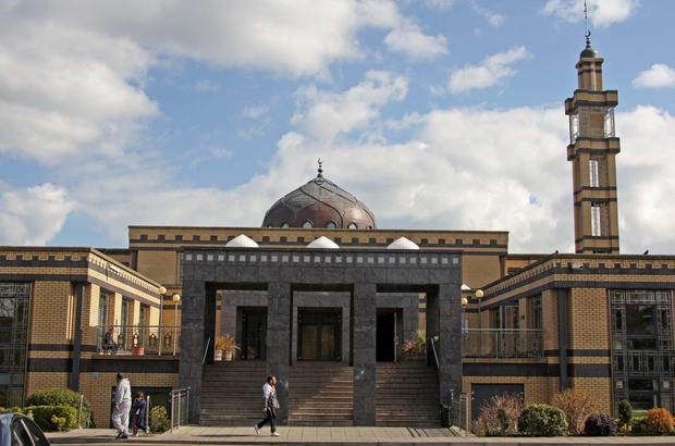 Worship: the Islamic Cultural Centre of Ireland in Clonskeagh, Dublin
