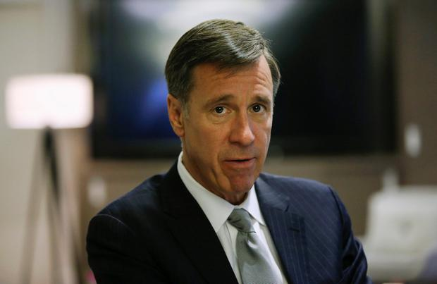 Marriott Chief Executive Arne Sorenson. Picture: Reuters
