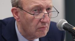 Shane Ross. Picture: Damien Eagers