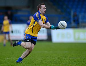 Donal Ward in action for Roscommon