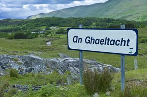 Pupils in Gaeltacht will study Irish at a deeper level. Stock photo: GETTY