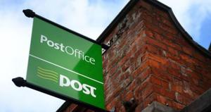 An Post is expected to seek the closure of more than 200 post offices and the co-location of many more to convenience stores in a radical restructuring plan. Stock image