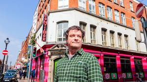 Rory O'Neill of Panti Bar says the tickets plan is over-complicated. Picture by Gerry Mooney