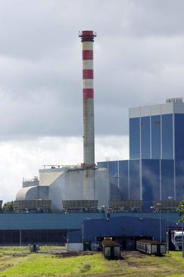 Bord Na Mona Edenderry Power Station in Co Offaly