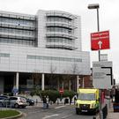 Medics at the Royal Victoria Hospital in Belfast were relieved yesterday after they concluded the man tested for the virus was almost certainly clear