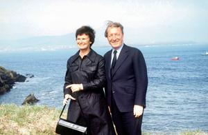 Charles and Maureen Haughey Picture: CAMERA PRESS/Colman Doyle