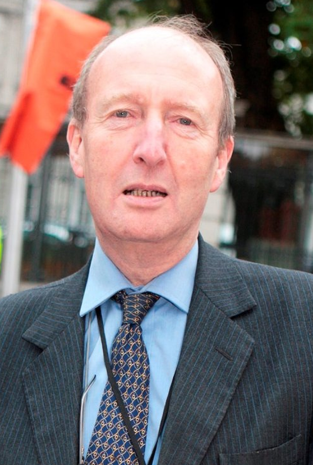 Shane Ross has been accused of being slow to react to the ticket controversy Photo: Tom Burke