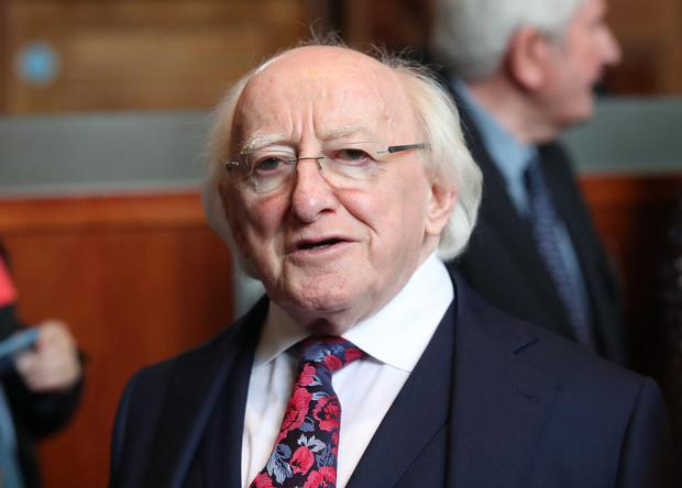 Legislation to bring in mandatory hotel quarantine signed into law by President Michael D Higgins