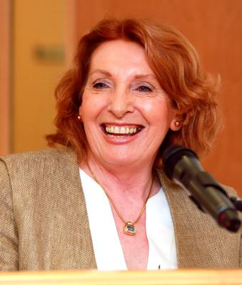 Kathleen Lynch, Minister with special responsibility for Primary Care, Social Care and Mental Health, pictured during the official opening of Mount Carmel Community Hospital in Churchtown