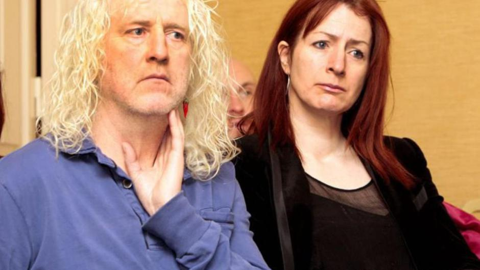 MEPs Clare Daly and Mick Wallace