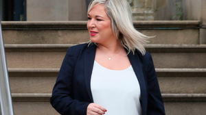 Michelle O'Neill. Photo: Brian Lawless/PA