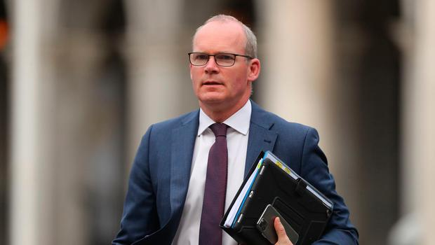 Foreign Affairs Minister Simon Coveney sold a quayside apartment in Cork in 2019. Photo: Niall Carson