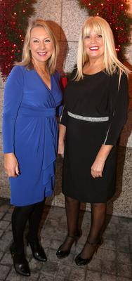 Imelda Henry and Mary Mitchell O'Connor