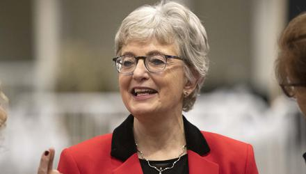Mystery surrounds the process behind Katherine Zappone being offered a special envoy role with the UN. Photo: Colin Keegan/Collins