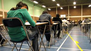 The Department of Education has announced November 16 as the provisional date for the start of the exams postponed from June. (stock photo)