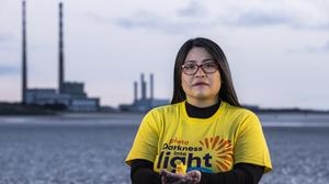 Green Party chairperson Hazel Chu is pressing ahead with plans to run for the Seanad as an independent candidate. Photo: Andres Poveda