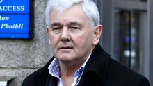John Gilligan was convicted in the Special Criminal Court. Photo: Courtpix