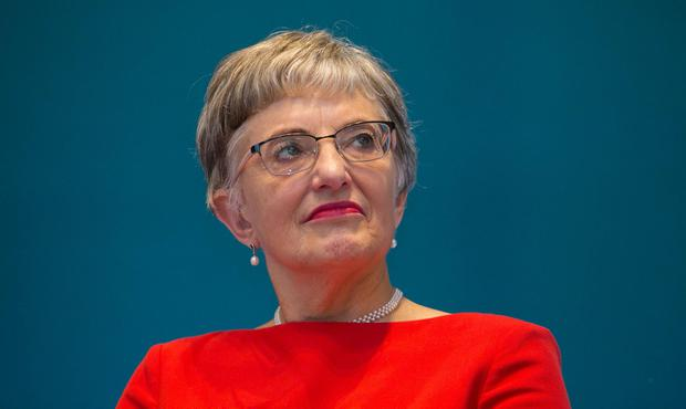 Pressure: Former minister Katherine Zappone saidcriticism of the appointment process had impacted the legitimacy of the role. Photo: Collins