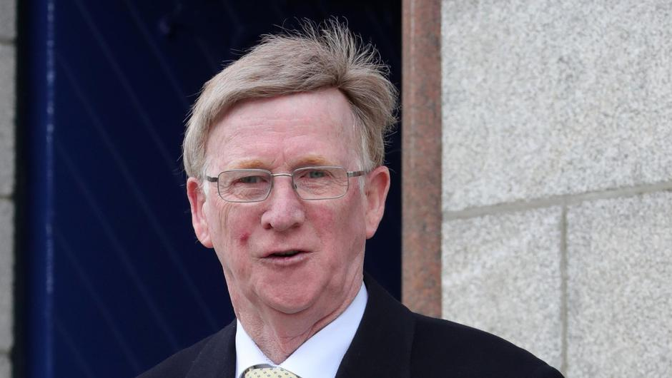 Former TD Donie Cassidy. Picture: Colin Keegan, Collins Dublin