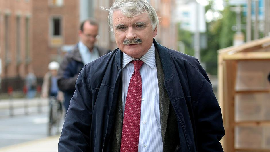 Veteran TD Willie O'Dea has taken aim at social welfare rates, arguing that they should be raised in line with inflation. Photo: Caroline Quinn