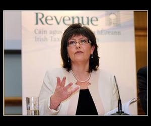 Revenue chairperson Josephine Feehily