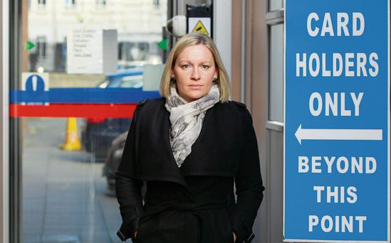 TD Lucinda Creighton is believed to have called for 'emphatic' amendments to the abortion bill.