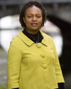 MOVING ON: Tendai Madondo of the Green Party