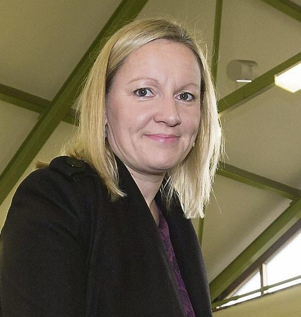 Lucinda Creighton: has not 'even contemplated' resigning as a member of Fine Gael