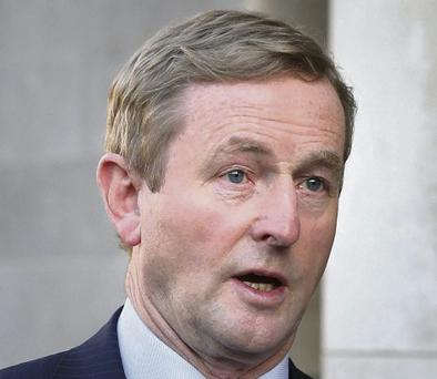 Taoiseach Enda Kenny said the data breach is 'an issue that needs to be addressed'