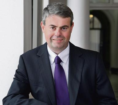Secretary General to the Government and the Department of the Taoiseach , Martin Fraser