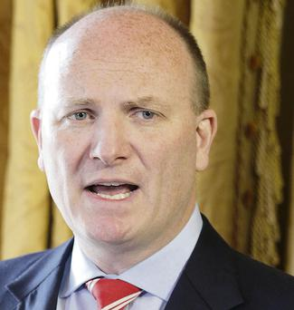 Declan Ganley and Lucinda Creighton clashed during Lisbon Treaty campaign