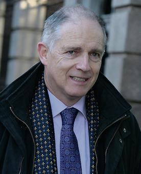 David Stanton: chairman of the Justice Committee