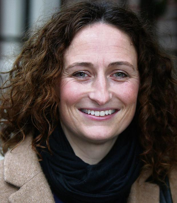 CONTENDER: SF candidate Lynn Boylan: Photo: Tom Burke