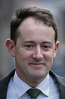 Junior minister Sean Sherlock