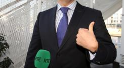 Minister for Health Leo Varadkar Photo: Frank Mc Grath
