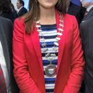 Valerie O'Reilly, who was described as 'not bad looking' by Michael Lowry TD.