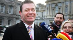 Labour's Ray: Alan Kelly, Minister for the Environment. Picture: Tom Burke