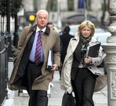 Paula Lawler of the HSE dismissed St Vincent's' claim for extra resources.