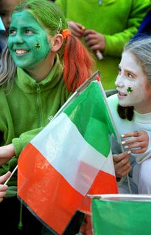 Proposals for a St Patrick's Day parade next month in Glasgow have created community tensions amid concerns about Orange Order protests, witnesses have told the group of MSPs and MPs.